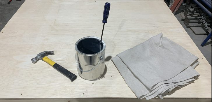 Paint Can Problems Solved- Your Tuesday Tip from Express Handyman!