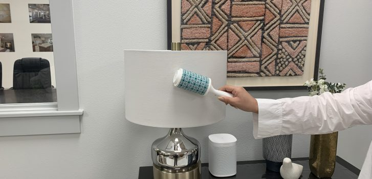Dusty Lampshades?-Your Tuesday Tip from Express Handyman!