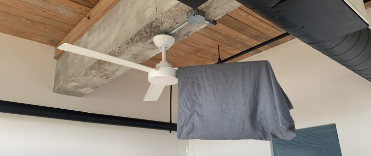 Dusty Fan, Use a Pillowcase?-Your Tuesday Tip from Express Handyman!